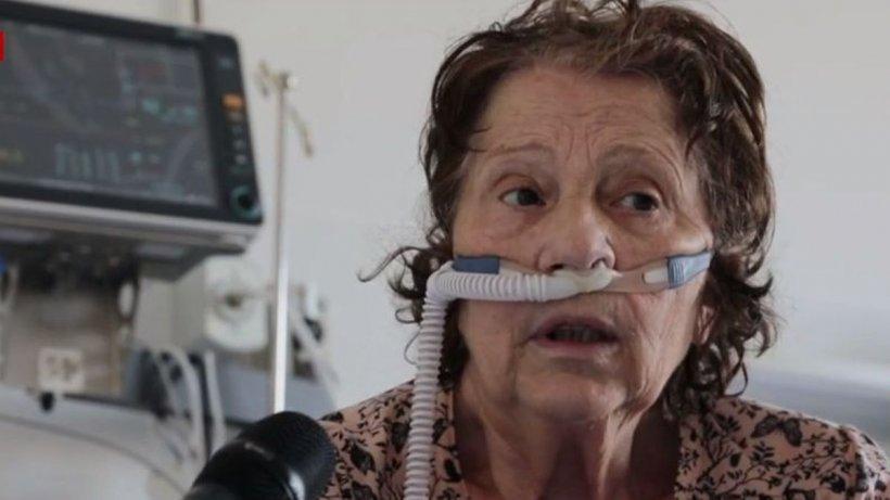 Mărturia cutremurătoare a unei paciente de 78 de ani infectată cu COVID-19: ''Eram într-o stare de confuzie totală!''