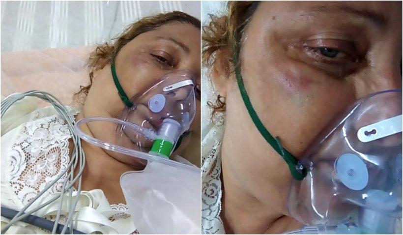 Pacientă moartă cu COVID bătută în timpul spitalizării. Reacția spitalului