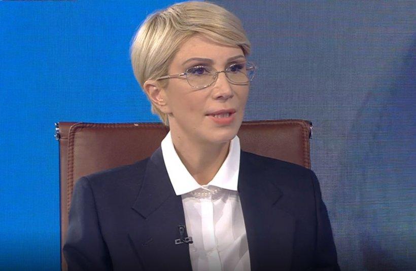 """Ministrul Muncii, Raluca Turcan: """"Am pus la dispoziție cinci variante de abordare a pensiilor speciale"""""""