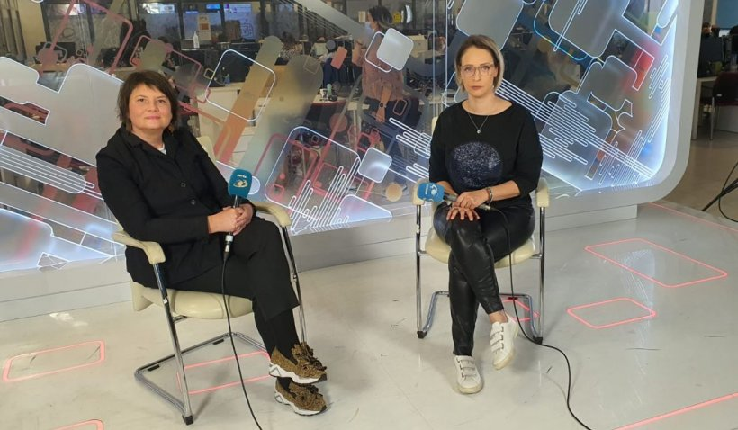Antena3.ro LIVE. Alexandra Gătej şi Societatea Omului Sănătos