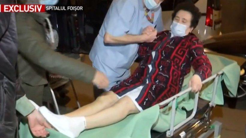 Femeie operată și evacuată din Spitalul Foișor: ''Arafat își bate joc de noi!''