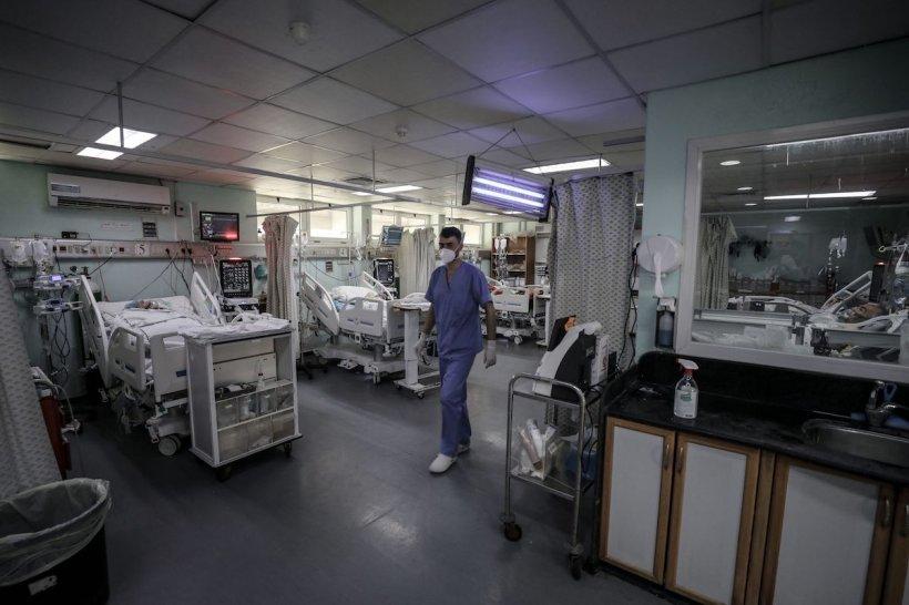 """Medicii de la spitalul din Abrud cer ajutor cu lacrimi în ochi: """"Ne mor pacienții în brațe. Nu avem stație de oxigen!"""""""