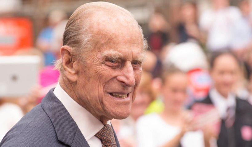 A murit Prințul Philip, soțul Reginei Elisabeta a II-a a Marii Britanii
