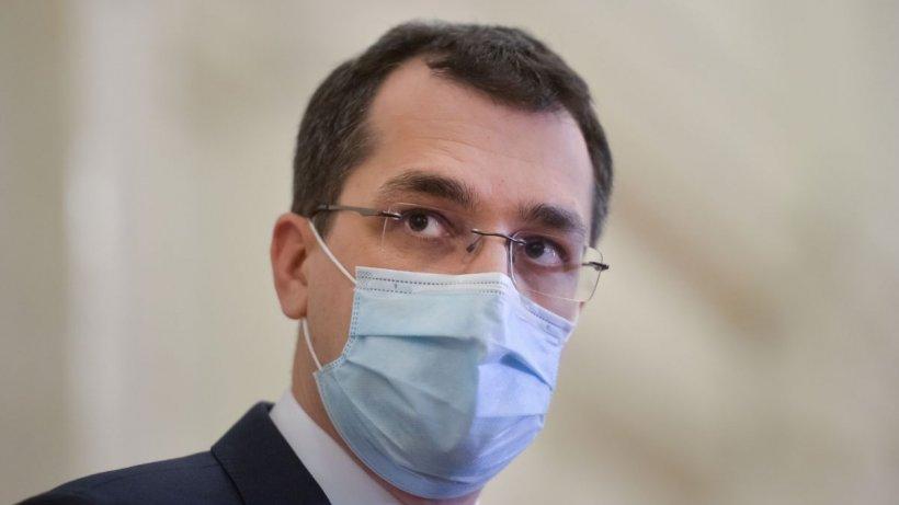 Surse: Vlad Voiculescu s-a răzgândit și vrea să modifice ordinul privind înmormântările celor decedați de COVID