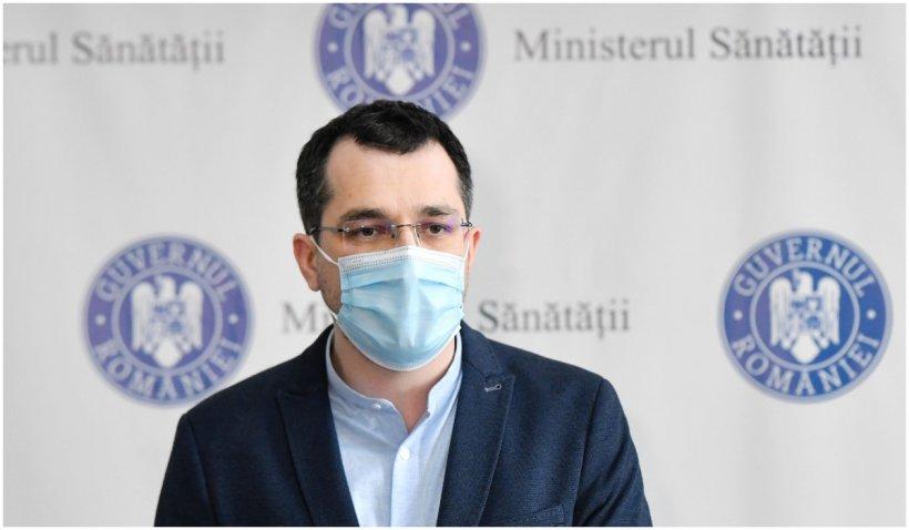 Voiculescu: Pacienții COVID în stare gravă pot primi vizita familiei și asistență religioasă
