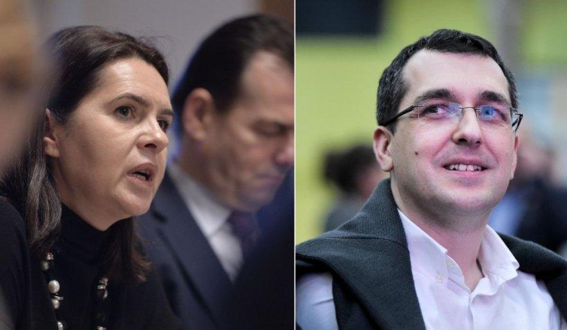 """Adriana Săftoiu (PNL) despre demiterea lui Vlad Voiculescu: """"Cineva arată că e incompetent"""""""