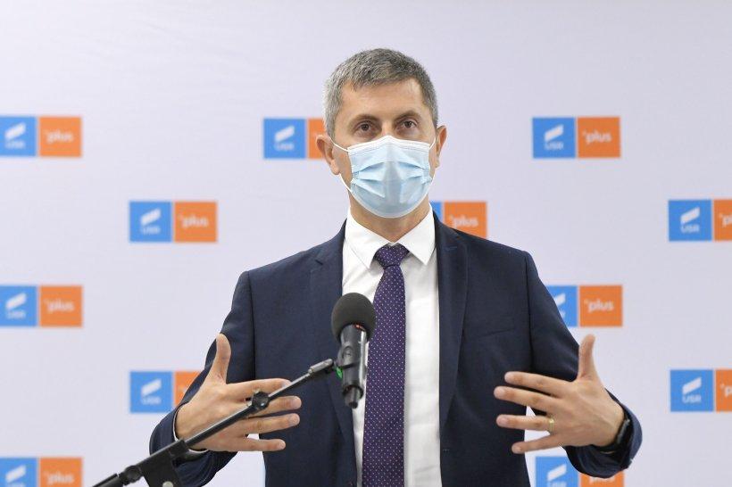 Dan Barna, despre Spitalul Foișor: Supărarea justificată a celor mutați este un cost accetabil