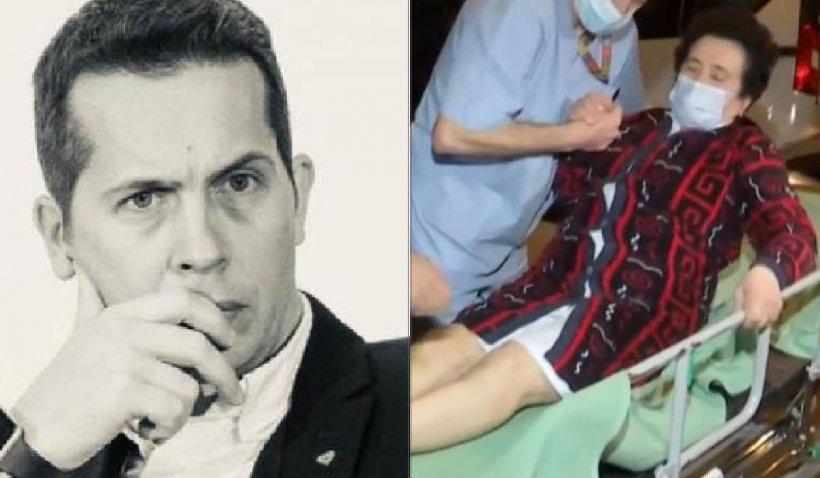 """Gabriel Diaconu, medic psihiatru, despre evacuarea pacienţilor de la Foișor: """"Felicitări, domnule ministru Harababură"""""""
