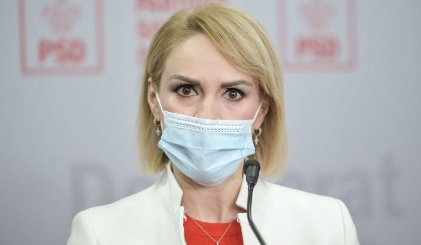 """Gabriela Firea, despre pacienţii de la Foişor: """"Au trecut 15 ore şi nicio demisie! Dictatură!"""""""
