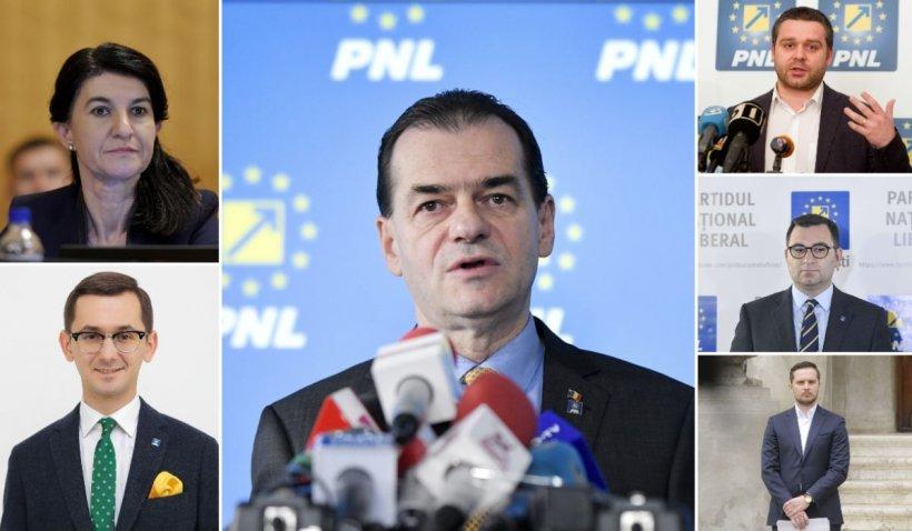 Ludovic Orban pierde sprijinul PNL Bucureşti, în ciuda presiunilor făcute de Violeta Alexandru