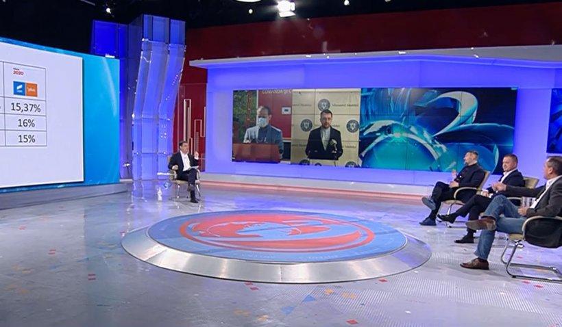 Cercetare Avangarde: Principalele partide din Coaliţe scad. O singură formaţiune din Parlament trece de 30%