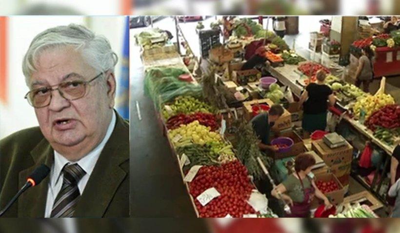 """Mircea Coşea, analist economic, despre importurile de fructe şi legume: """"Este ruşinos şi inacceptabil! Ne întoarcem cu vreo 70 de ani în trecut"""""""