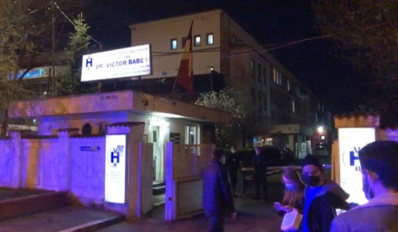 Dosar pentru ucidere din culpă, după moartea a trei pacienţi lăsaţi fără oxigen la Spitalul Victor Babeş