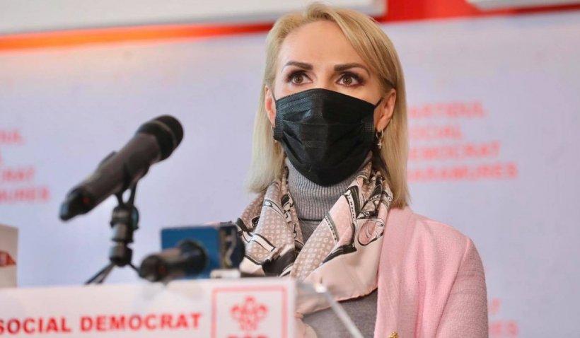 Gabriela Firea: Firma care a adus tirul ATI la Spitalul Victor Babeș a refuzat să verifice instalația de oxigen, după ce medicii s-au plâns de probleme cu presiunea