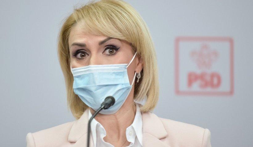 Gabriela Firea, despre situația de la Spitalul Foișor: Este genocid deja. La Ministerul Sănătății s-a vorbit intens să se procedeze la fel cu Spitalul Fundeni