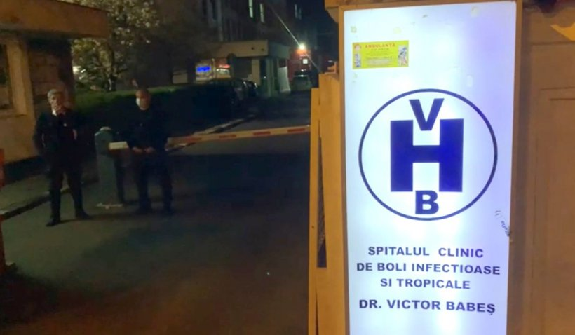 Ministerul Sănătăţii şi DSU au ţinut secretă tragedia de la Spitalul Victor Babeş timp de câteva ore