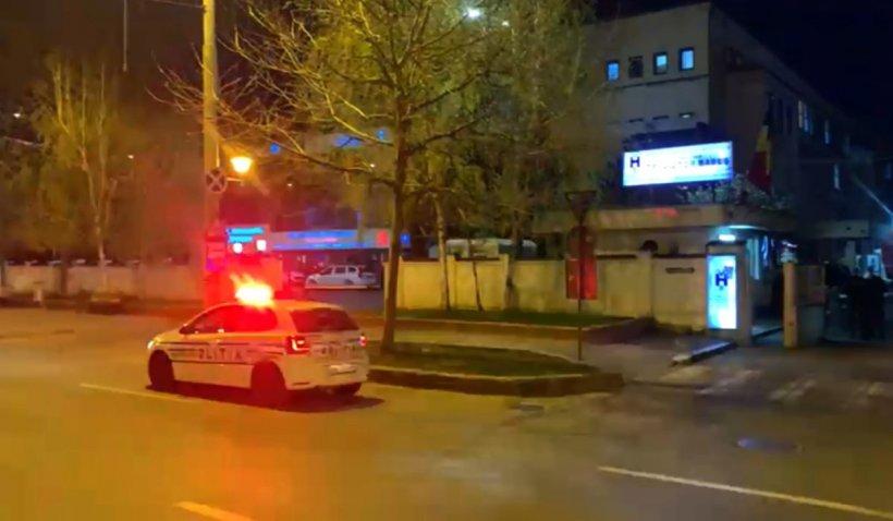 Trei pacienţi au murit, după ce au rămas fără oxigen la Spitalul Victor Babeş din Bucureşti