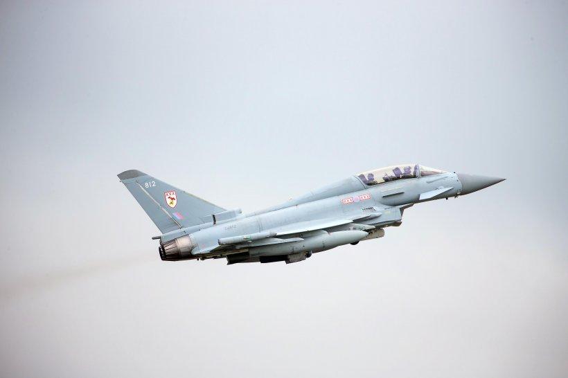 Avioane RAF vor fi trimise în România pentru a contracara acţiunile agresive ale Rusiei de la graniţa cu Ucraina