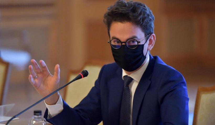 """Gafa uriașă a deputatului USR-PLUS, Iulian Bulai, după moartea celor trei pacienți COVID de la """"Victor Babeș"""""""