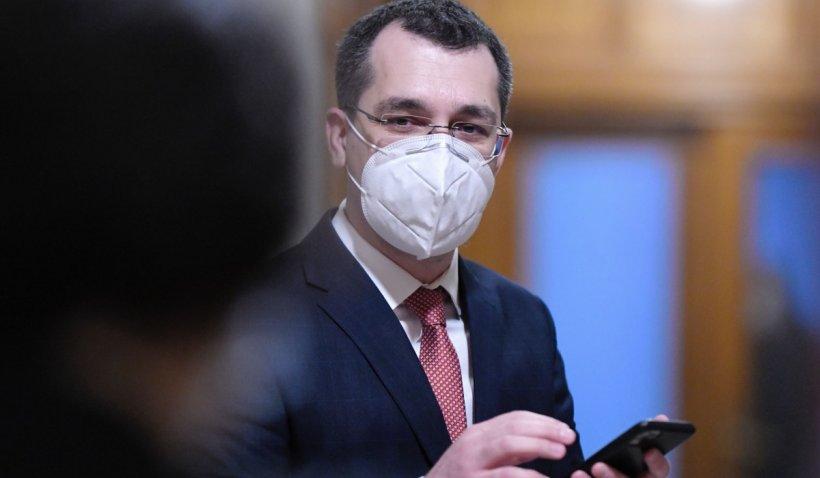 Rareș Bogdan: Premierul îl poate demite pe Vlad Voiculescu fără acordul USR-PLUS