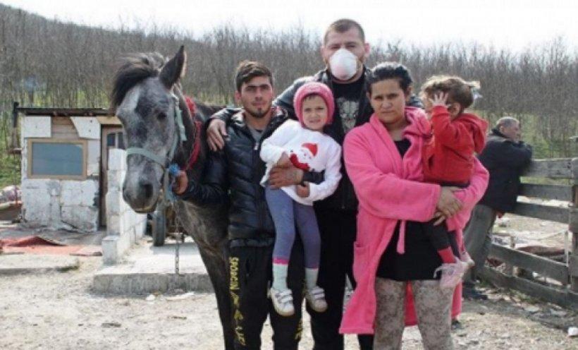 Reacția lui Moroșanu după ce s-a aflat că Sergiu, tatăl călăreț, le-a dat unor interlopi casa obținută din donații