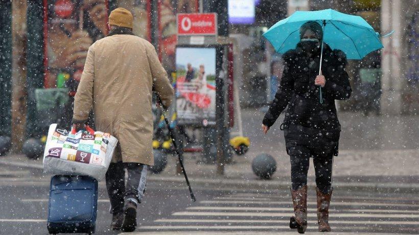 Prognoză meteo specială pentru București. Vremea se răcește brusc