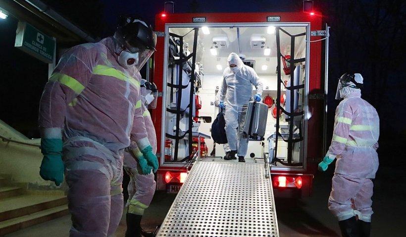 Cei trei pacienți din TIR-ul ATI de la Victor Babeș au murit sufocați
