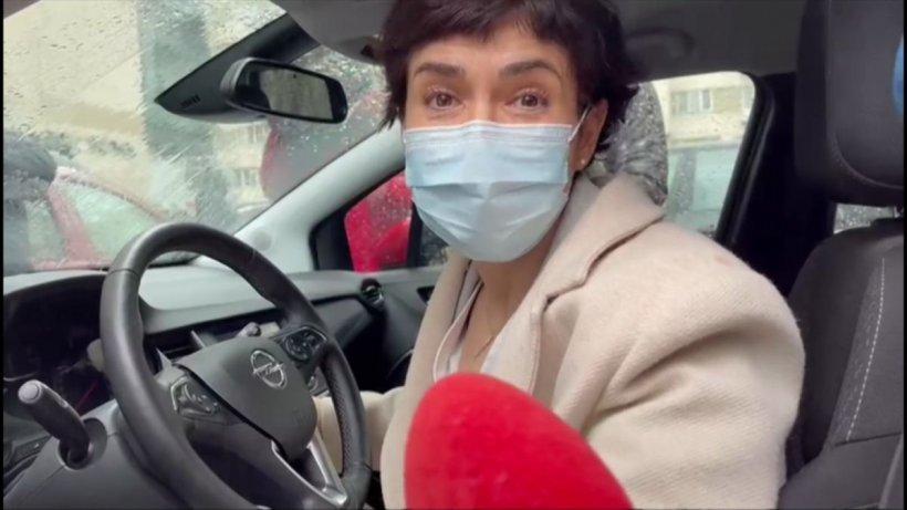 Andreea Moldovan, prima reacție după ce a fost demisă din funcția de secretar de stat în Ministerul Sănătăţii