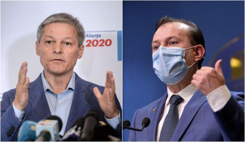 """Dacian Cioloș: """"Modul în care a procedat Florin Cîțu este absolut inacceptabil"""""""
