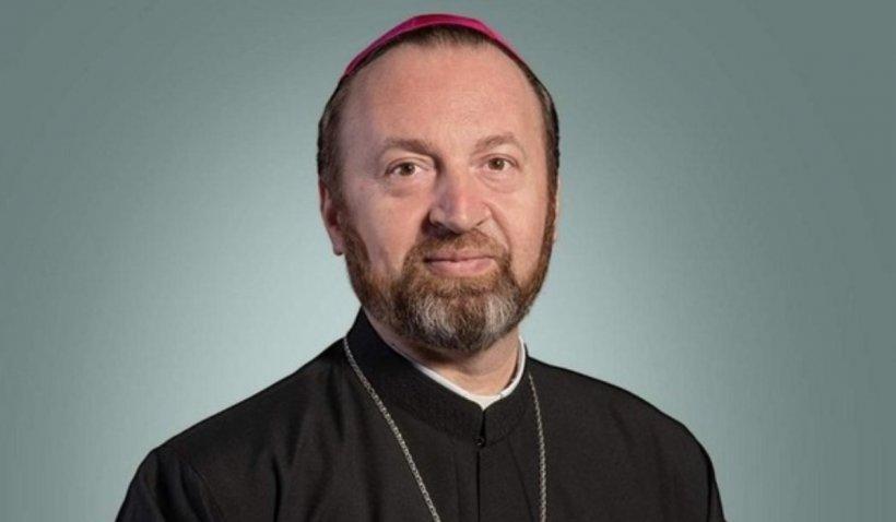 Eparhia greco-catolică de Cluj-Gherla are un nou episcop: Claudiu Lucian Pop