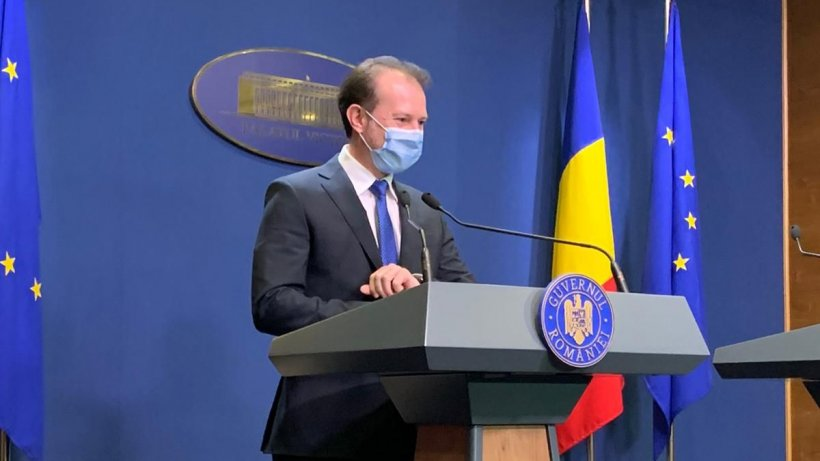 Florin Cîțu, desemnat interimar la Ministerul Sănătății