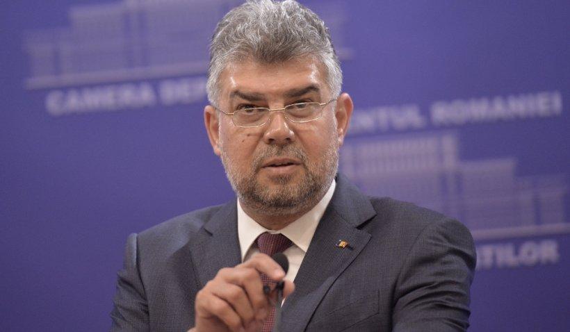 Marcel Ciolacu despre schimbarea lui Vlad Voiculescu: Acum e mult prea târziu, au murit deja oameni
