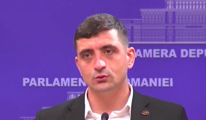 George Simion, reacție după demiterea lui Vlad Voiculescu: Trebuie găsit un nou ministru care să fie din domeniul sănătății