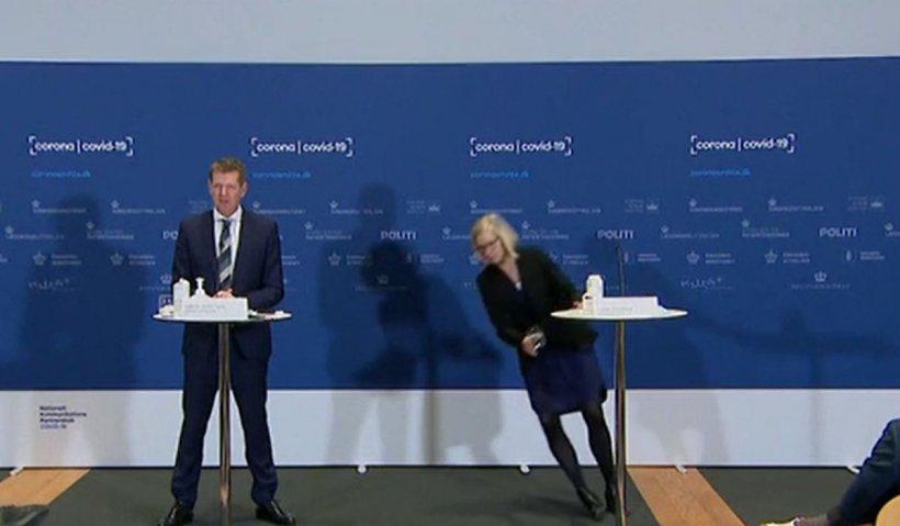 Şefa Agenţiei Medicamentului din Danemarca a leşinat în conferinţa în care a fost anunţată încetarea vaccinărilor cu AstraZeneca