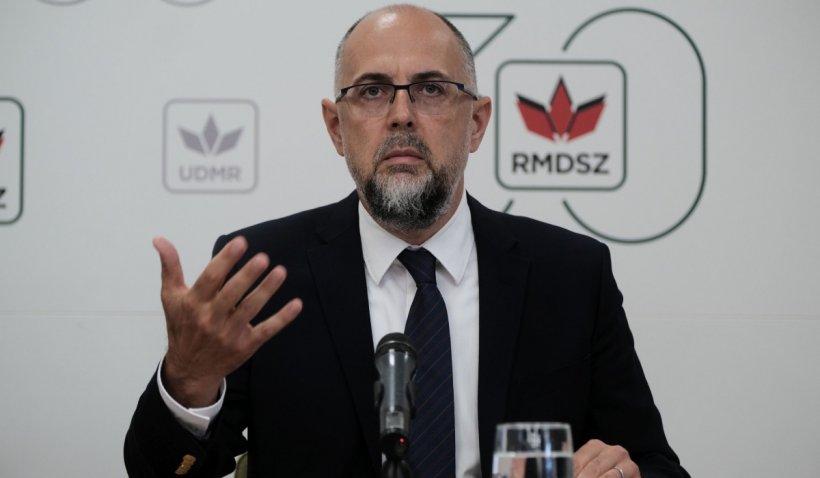 UDMR: De dimineaţă ne-a anunţat Cîţu despre revocarea lui Voiculescu. Acceptăm şi susţinem coaliţia