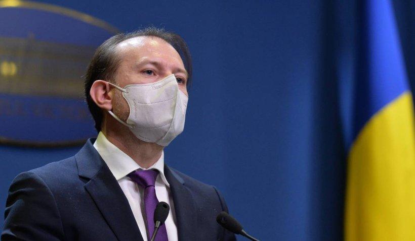 Miniştrii USR nu vor participa la şedinţele de Guvern cât timp Florin Cîţu este premier