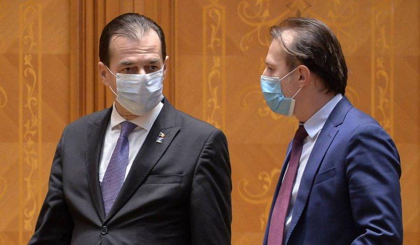 USR PLUS l-ar accepta pe Ludovic Orban premier, spun surse Antena 3