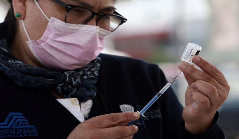 """Mexic lucrează la un nou vaccin împotriva COVID-19 numit """"Patria"""""""