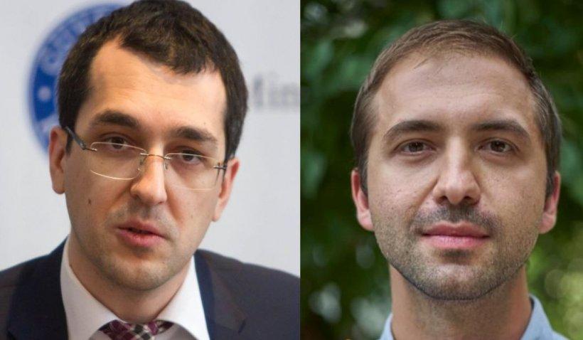 Procurii DIICOT decid dacă-i cheamă la audieri pe Vlad Voiculescu şi Ştefan Voinea