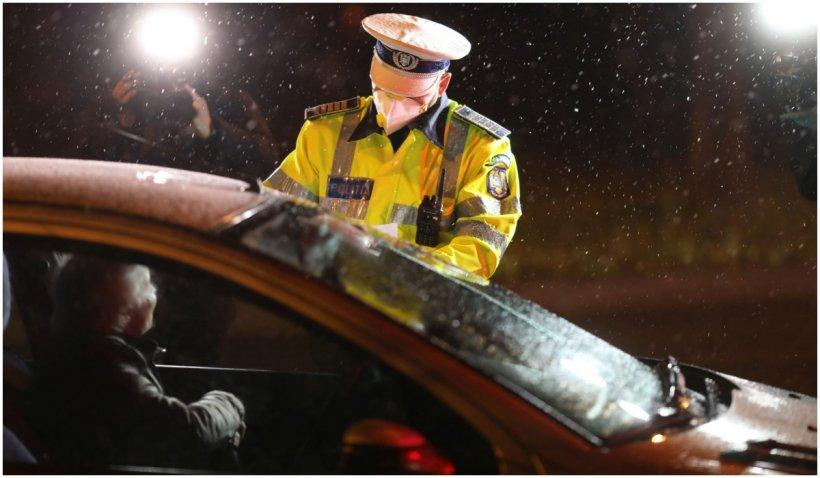 12 mașini lovite într-o parcare din Brașov de către un bucureştean beat și fără de permis