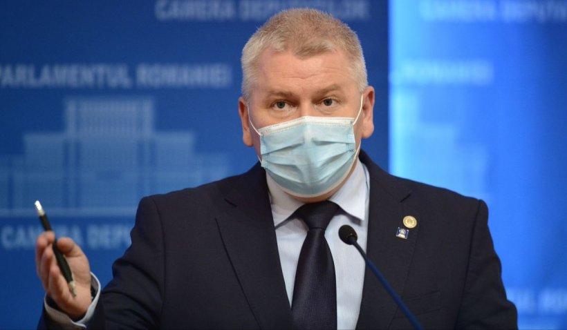 Florin Roman: O cale de mijloc ar fi ca Ministerul Sănătății să revină PNL, o variantă ar fi Tătaru