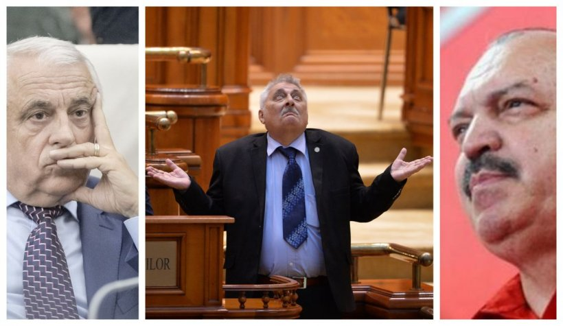 """Peste 120 de foşti parlamentari îşi cer pensiile speciale înapoi şi au deschis procese. Ion Ariton: """"Aş fi acceptat diminuarea, dar nu desființarea"""""""