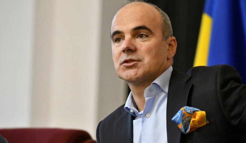Rareș Bogdan: Noi nu renunțăm la Florin Cîțu, nu renunțăm la guvernare. Sunt sigur că USR-PLUS nu ne vor împinge spre un Guvern minoritar
