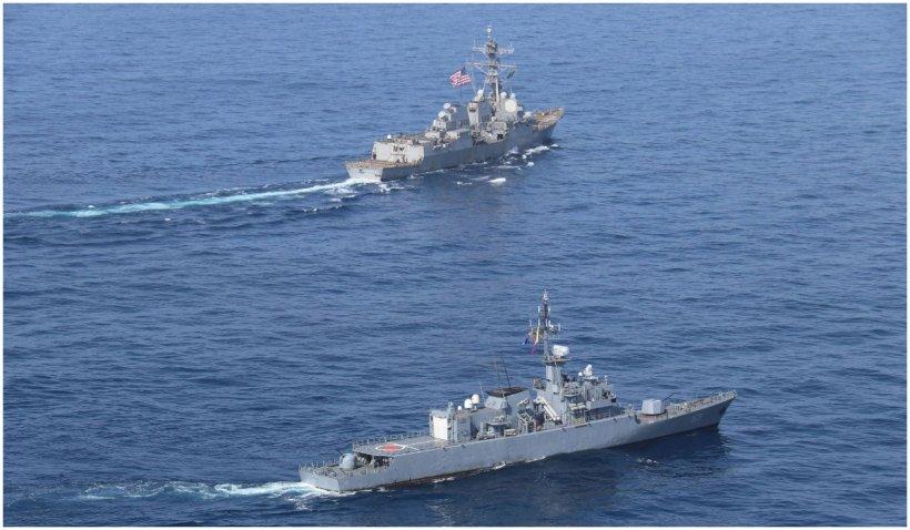 SUA nu mai trimite nave de război în Marea Neagră