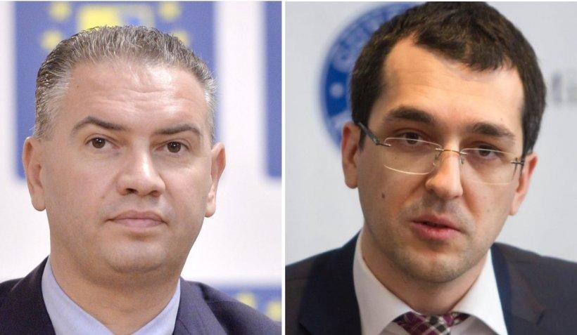 """Ben-Oni Ardelean, rafală de acuzaţii: """"Vlad Voiculescu, un impostor ţinut în braţe de Cioloş, cu încrengături mafiote în spate"""""""