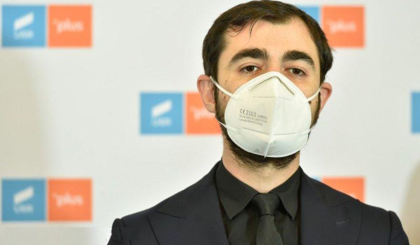 """Claudiu Năsui: """"Demiterea lui Vlad Voiculescu, o agresiune. El s-a luptat cu mafia din sistem"""""""