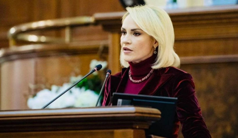 """Gabriela Firea, reacție dură: """"Am văzut cu mâhnire cum se alege praful. Proiectele sociale nu sunt pomeni"""""""