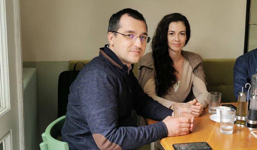 Și iubita lui Vlad Voiculescu a rămas fără serviciu. Laura Ștefănuț, acțiune în instanță