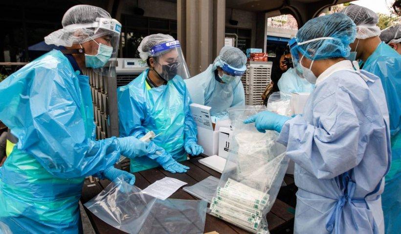 OMS analizează o nouă varianta de SARS-CoV-2. Mutația a fost descoperită în India