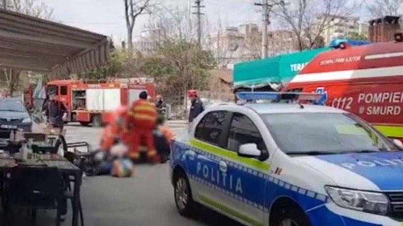 """Poliţiştii din Piteşti, acuzaţi că ar fi ucis un bărbat de 63 de ani. """"I-au pus picioarele pe cap"""""""